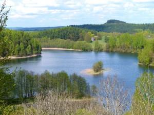 Suwałki Landschaftspark © Manfred B'chler