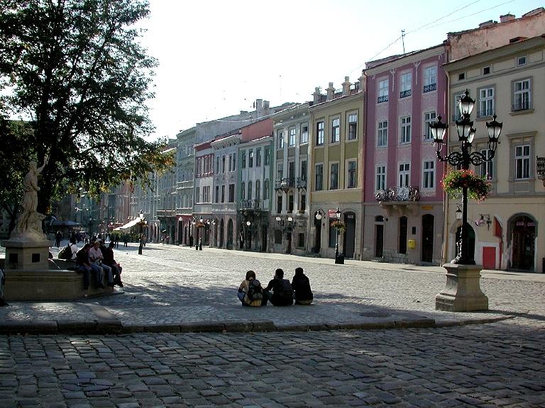 Lemberg, Marktplatz
