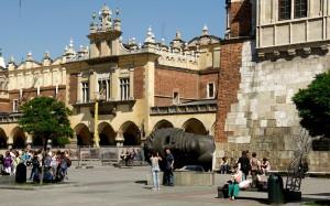Weltkulturerbe Krakau