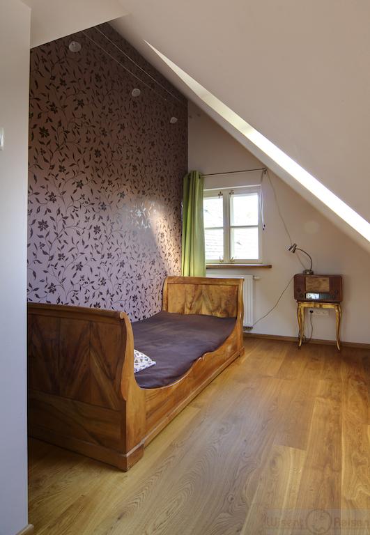 Zusatzbett im Schlafzimmer 1