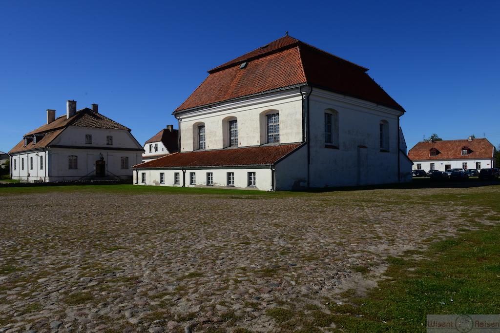 Die Synagoge von Tykocin © Jarek Kąkol