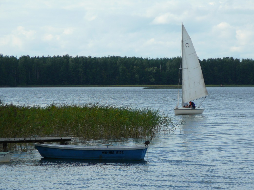 Mokre See bei Krutyń