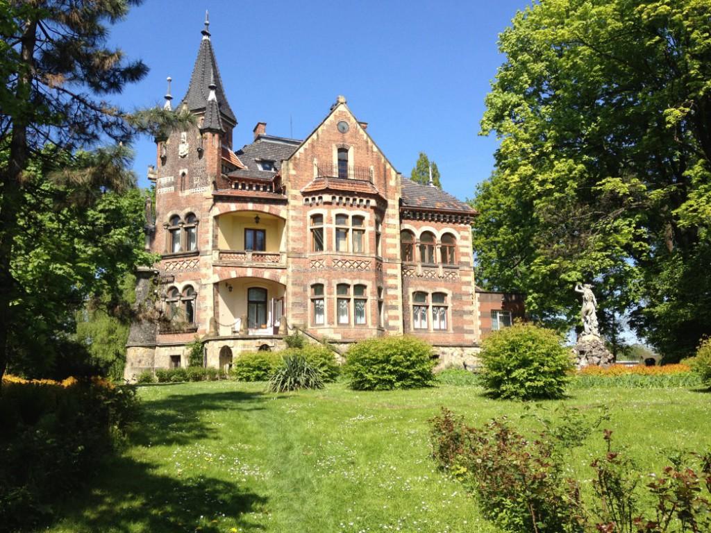 Schloss der Famielie Żeleński