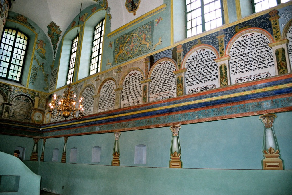 Synagoge in Łańcut