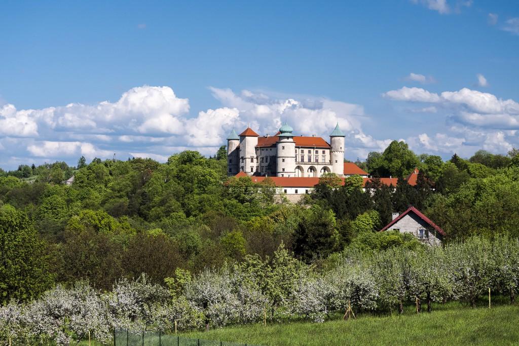Schloss Nowy Wiśnicz
