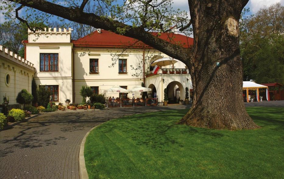 Schloss Dubiecko