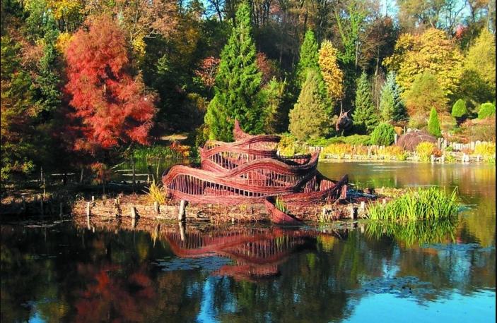 Arboretum in Bolestraszyce