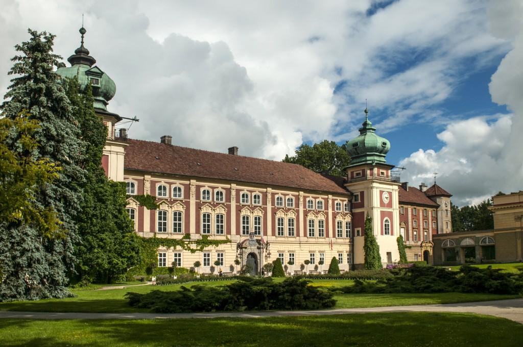 Schloss in Łańcut